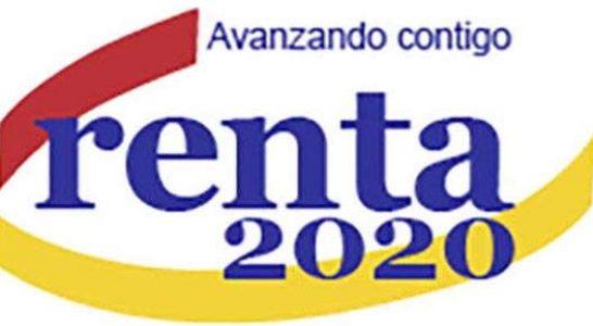 Renta 2020